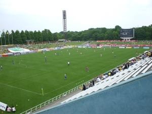 Tochigi Green Stadium, Utsunomiya