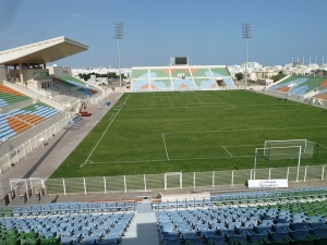 Al-Seeb Stadium, Muscat