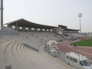 King Abdullah International Stadium, Ammn (Amman)