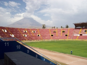 Estadio de la Universidad Nacional San Agustn