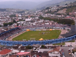 Estadio Federativo Reina del Cisne, Loja