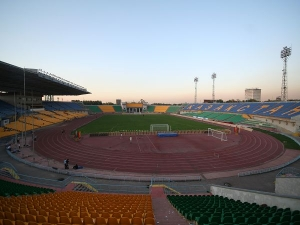 Ortalq Stadion, Almat (Almaty)