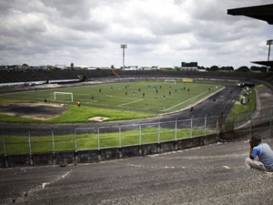 Stade de la Runification, Douala