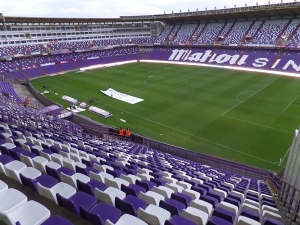 Estadio Municipal Jos Zorrilla