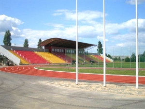 Vytauto stadionas, Taurag