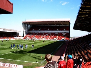 Pittodrie Stadium