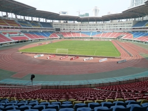 He Long Stadium, Changsha