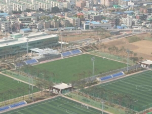 Chonan Soccer Center Main Stadium