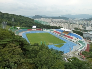 Gimhae Civil Stadium, Gimhae