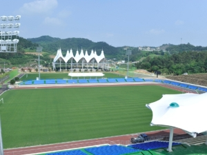 Mokpo International Football Center Main (Grass Ground A), Mokpo