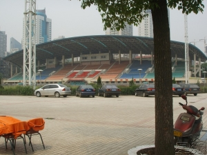 Hunan Provincial People's Stadium, Changsha