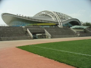 Beijing Institute of Technology Eastern Athletic Field