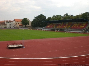 Stadion v Husovch sadech
