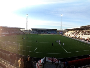 Univ Stadion, Emmen