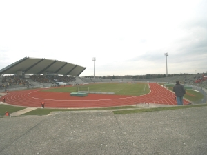 Stade Robert Bobin, Bondoufle, vry