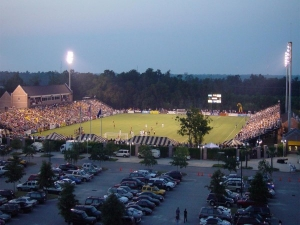 Blackbaud Stadium, Charleston, South Carolina