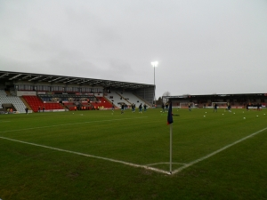Globe Arena, Morecambe, Lancashire