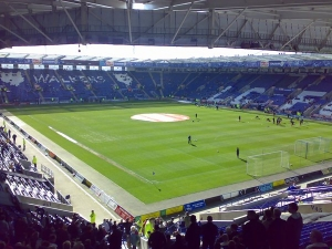 King Power Stadium, Leicester, Leicestershire