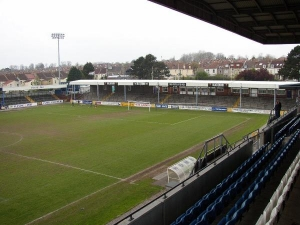 Memorial Stadium, Bristol, Gloucestershire