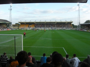 The Abbey Business Stadium, Cheltenham, Gloucestershire