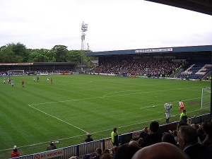 Spotland Stadium, Rochdale, Greater Manchester