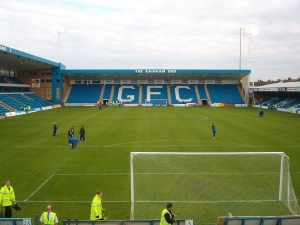 KRBS Priestfield Stadium, Gillingham, Kent