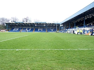 Gigg Lane, Bury, Lancashire