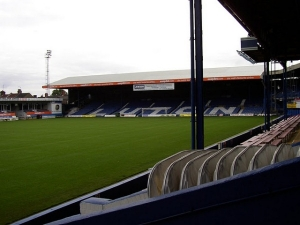 Kenilworth Road Stadium, Luton, Bedfordshire