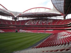 Portugal benfica resultaten programma 39 s selectie for Piso 0 inferior estadio da luz