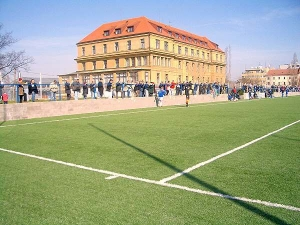 Stadion Slavoj Vyehrad