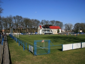 Stadion Lesn ulice, Beclav