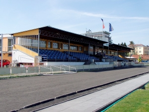Mstsk stadion Zbeh, Zbeh na Morave