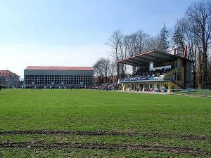Stadion FC TVD Slavin, Slavin