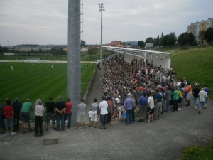Stadion SK Hanck Slavia Krom, Krom