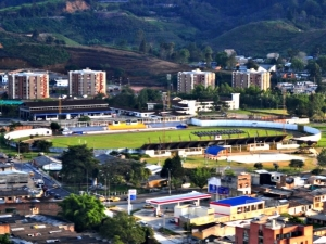 Estadio Ciro Lpez, Popayn