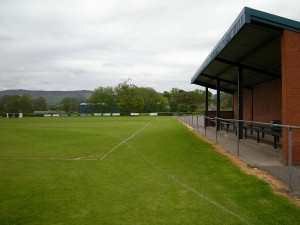 Memorial Playing Fields, Ruthin / Rhuthun, Denbighshire