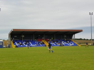 The New Oval, Holyhead, Isle of Anglesey