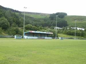 King George V New Field, Tonypandy, Rhondda Cynon Taf