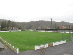 Stade Communal Louis Manne, Bas-Oha