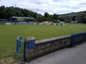 The Geoquip Stadium, Matlock, Derbyshire