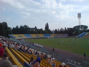 Stadion Avanhard, Uzhhorod