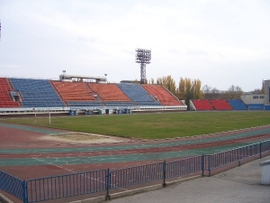 Stadion Lokomotiv, Saratov