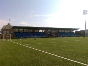AZAL stadionu, vlan