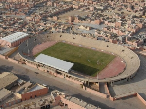 Stade Cheikh Mohamed Laghdaf, Layoune