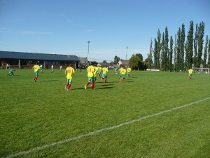 Complexe sportif, Warnant-Dreye