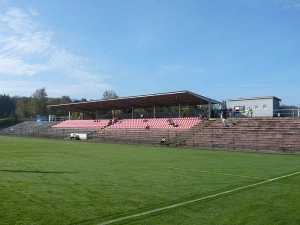Stadion Rudolfa Labaje, Tinec