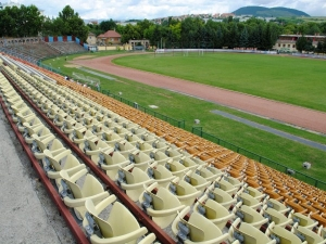 Szentmarjay Tibor Vrosi Stadion