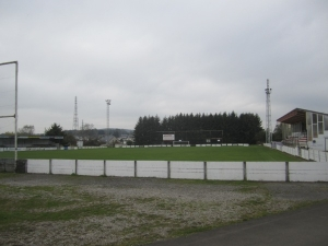 Stade du FC Jeunesse Lorraine Arlonaise
