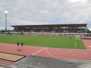 Raatin stadion, Oulu