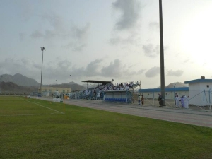 Dibba Al Fujairah Club Stadium, Dibba Al-Fujairah